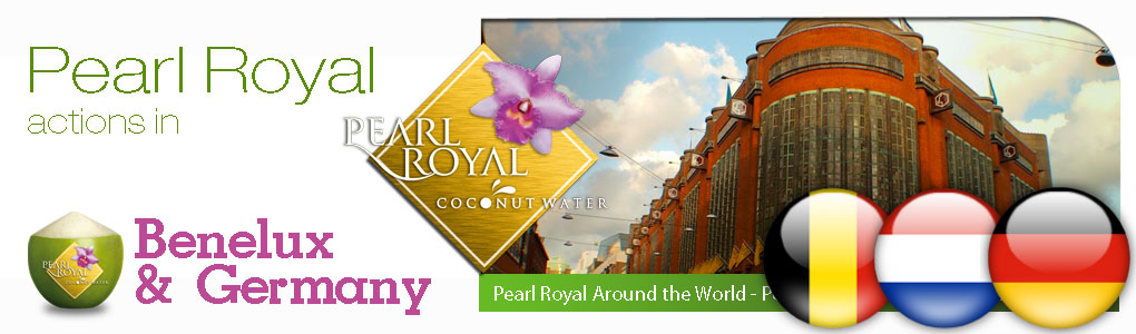 PearlRoyal in Benelux